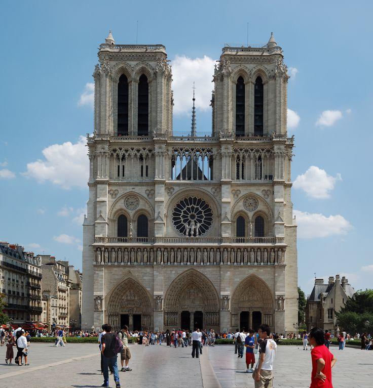 Notre Dame de Paris - 6 Parvis Notre-Dame - Place Jean-Paul II, 75004, Paris