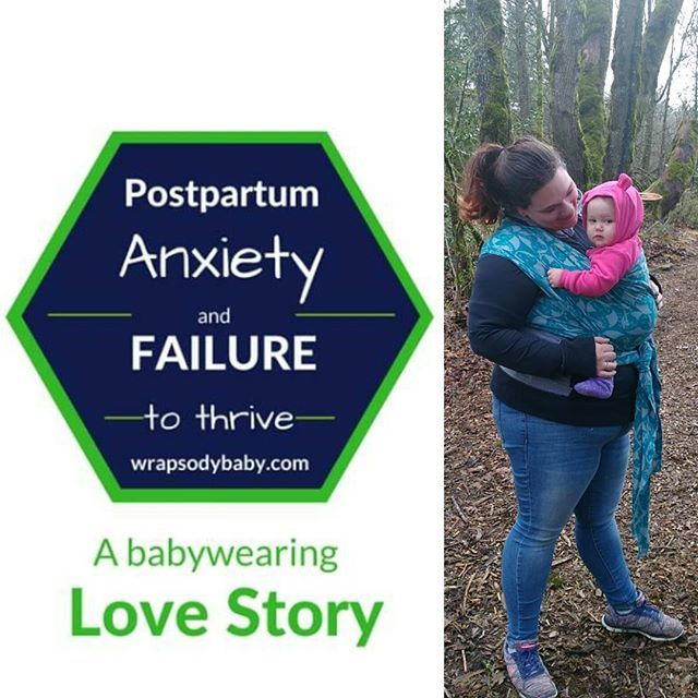 We're so lucky to have an amazing group of brand ambassadors to share their stories with us. #ontheblog today, @littlelundgrens is sharing her struggles with postpartum anxiety and a failure to thrive diagnoses. Grab some tissues for this one.