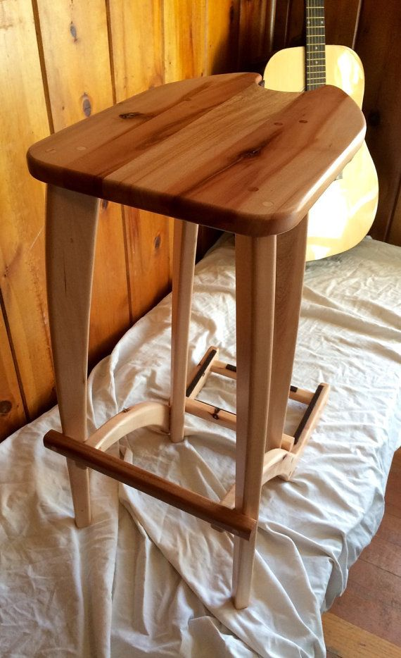 Stand N Stool Guitar Stand Guitar Stool Recycled