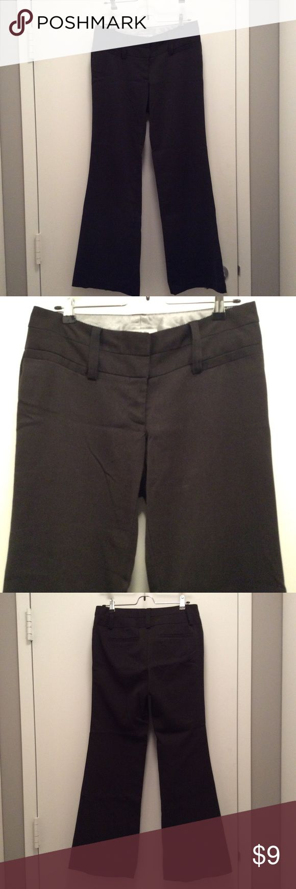 Charlotte ruse ladies slacks black used size 4 Charlotte ruse ladies slacks black used size 4 Charlotte Russe Pants Trousers