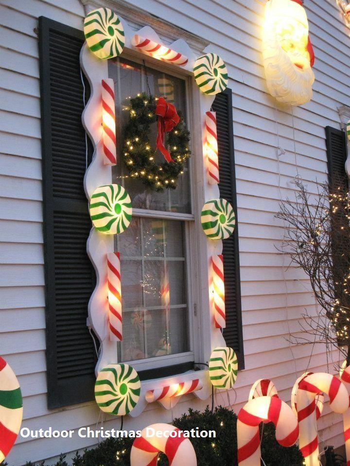Outdoor Christmas Decoration 2020 Diy Christmas Decorations Easy Christmas Decorations Diy Outdoor Outside Christmas Decorations