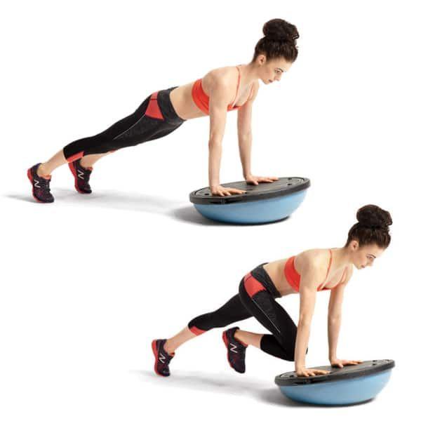 Bosu Ball Total Body Workout: Best 25+ Bosu Workout Ideas On Pinterest