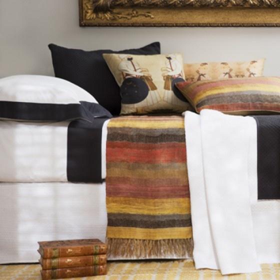 Hemstitch Bed Linen