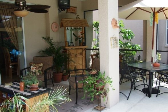 Florida Home Decor Decorating Ideas Best Lanai Gallery: 32 Best FL Lanai Images On Pinterest