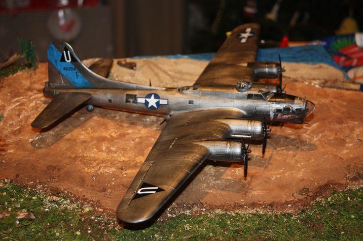 Revell 1/72 B-17 Flying Fortress