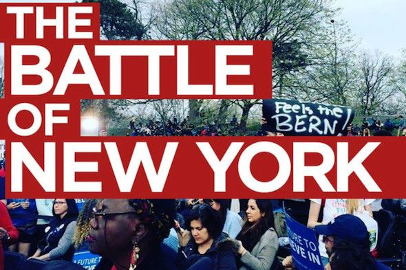 New York's may be the most important primary of the presidential election, and local journalists and activists are responding by organizing an independent media campaign to counter biased reporting about the Democratic candidates.  - 2016/04/08