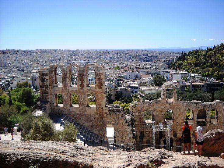 Athény - Peloponés - Řecko