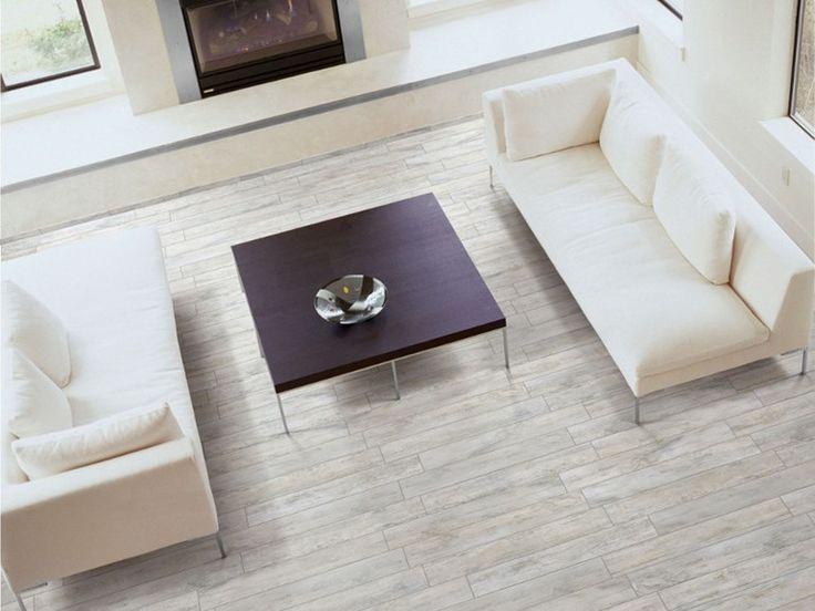 Pavimento in gres porcellanato effetto legno MYTHOS by Ceramica Rondine