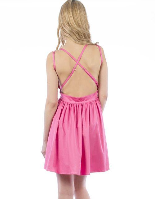 Toi&moi THE e-FASHION STORE - Φόρεμα με ανοιχτή πλάτη