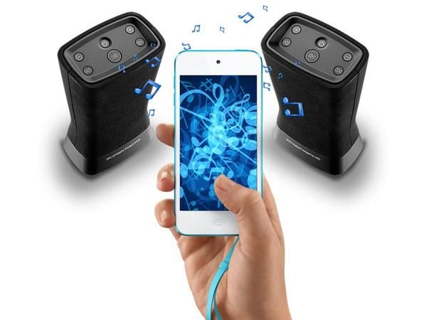 SuperTooth Disco Twin Bluetooth Wireless Speaker System