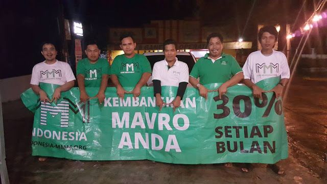 Strategi Aman berkomunitas di MMM Indonesia