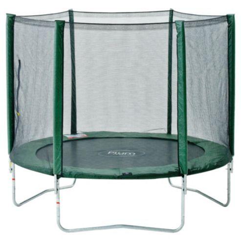 Buy Plum 8ft Trampoline & Enclosure from our Trampolines range - Tesco.com