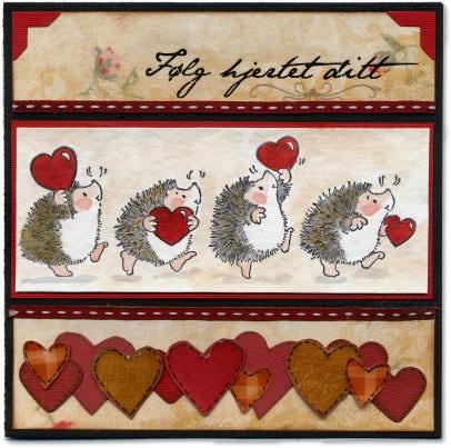 Less Commonly Taught: Gledelig Valentinsdag!