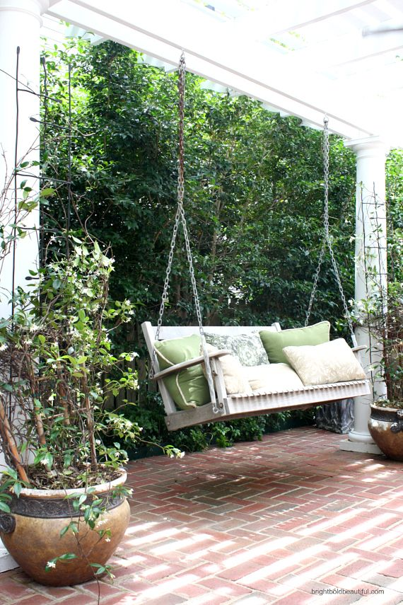 Backyard Patio Party Ideas