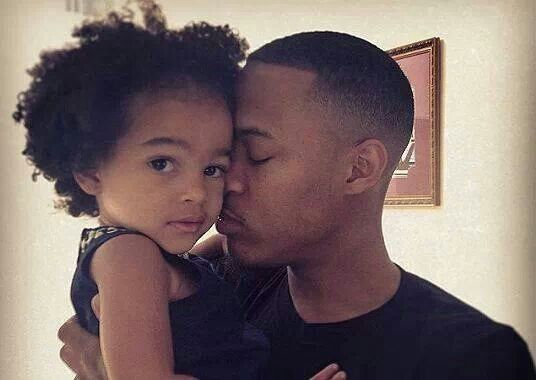 rapper/actor bow wow and daughter shai
