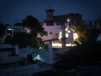 Dargah of Khwaja Qutbuddin Bakhtiar Kaki, Meharuli, New Delhi, India