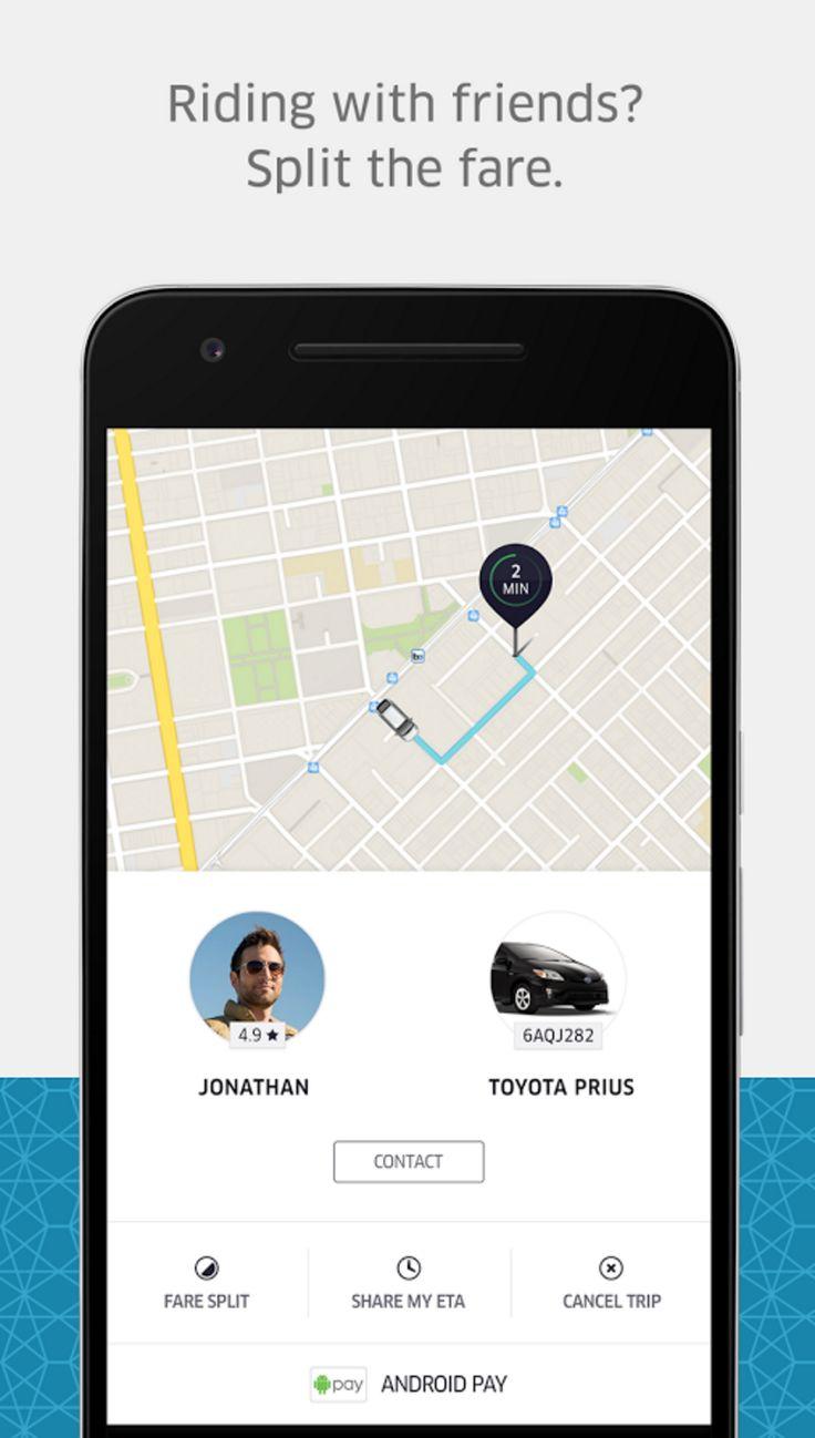 5 Tips & Tricks for Uber Passengers Driver app, Uber