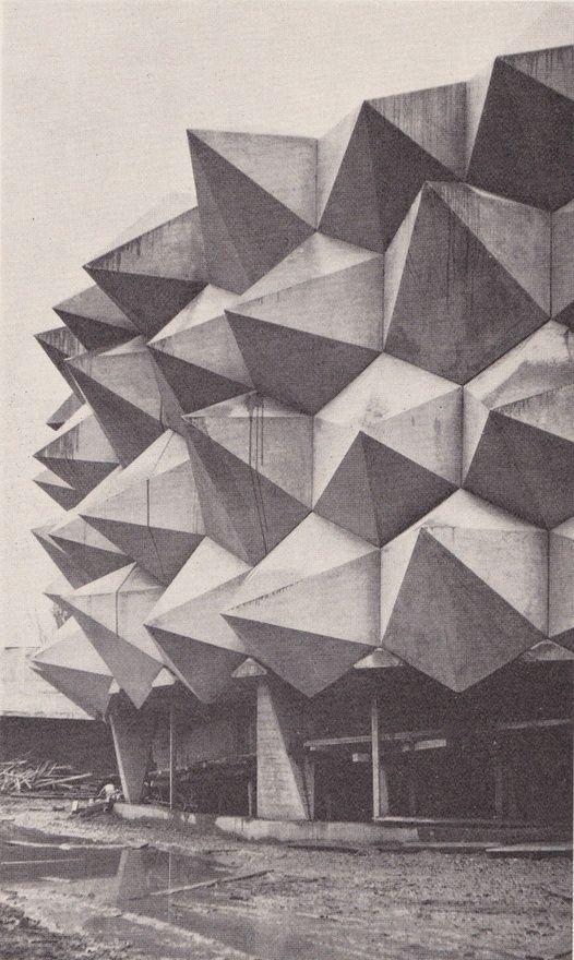 Expo 64 pics from Schweizerische Polierzeitung