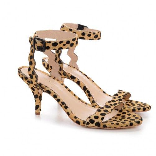 Loeffler Randall | Reina Kitten Heel - Sandals | Loeffler Randall