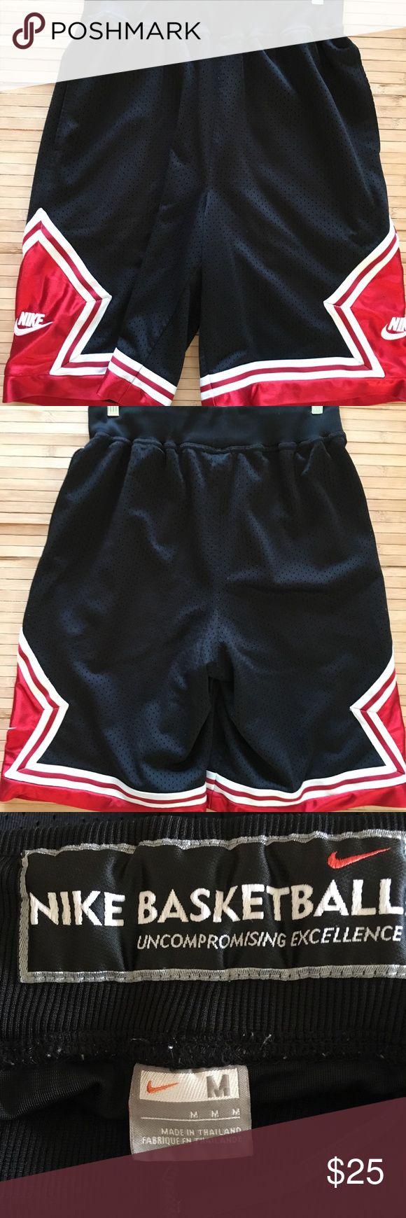 Nike Basketball Shorts Nike basketball uncompromising excellence. Like new. Nike Shorts Athletic