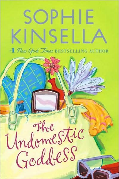 25 best books by sophie kinsella images on pinterest book quotes the undomestic goddess sophie kinsella light fun and a perfect book to fandeluxe Choice Image