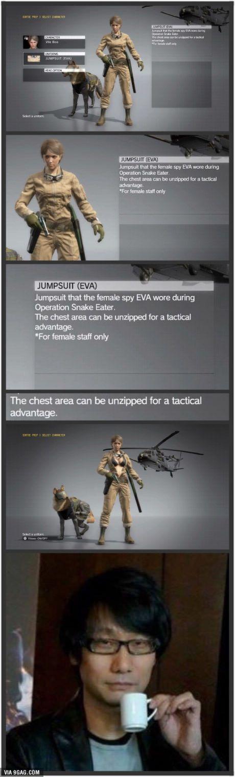 """""""Tactical Advantage""""  Gangster.Gamer"""