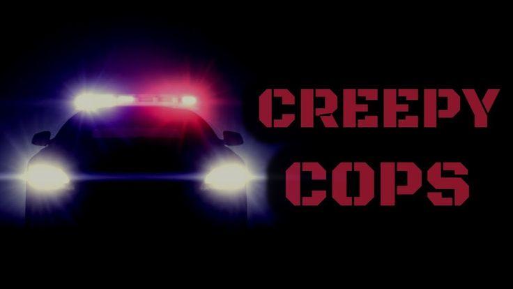 5 Creepy Police 👮 Stories👻