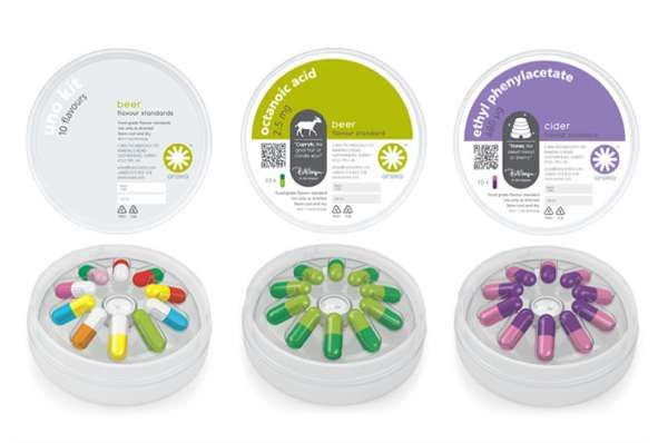 Aroxa Packaging Infuses Clinical Pills with a Flush of Color #pharmaceutical #branding trendhunter.com