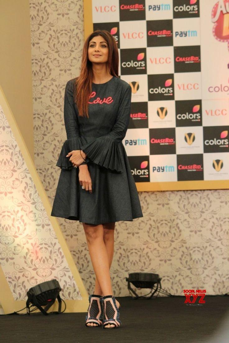 """Mumbai:""""Aunty Boli Lagao Boli"""" Shilpa Shetty Kundra,Raj Kundra and Archana Puran Singh - Social News XYZ"""