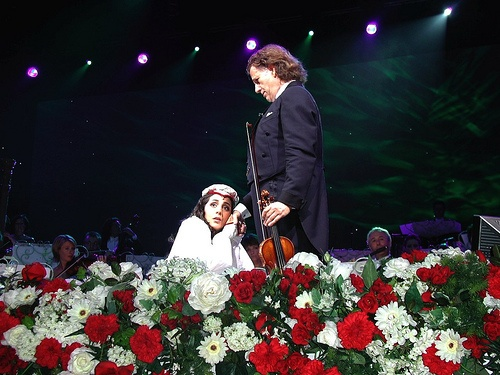 Carmen Monarcha (Soprano Soloist); André Rieu; 22 May 2007: Cleveland, OH by ~BC~, via Flickr