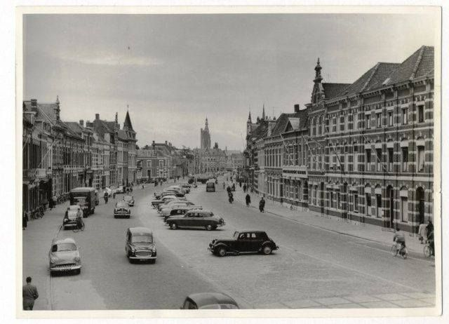 Wilhelminastraat 1952