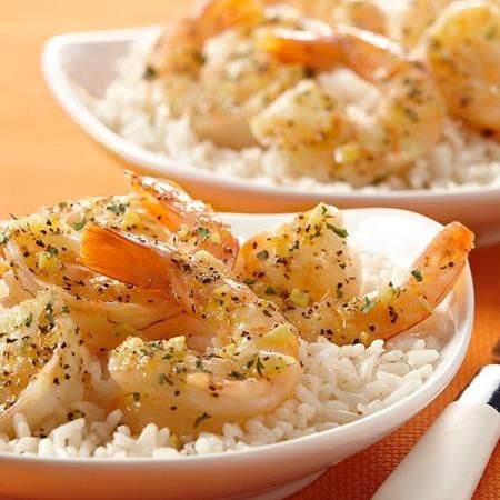 Keep frozen peeled shrimp on hand in your freezer so you can prepare this quick and easy dish anytime.