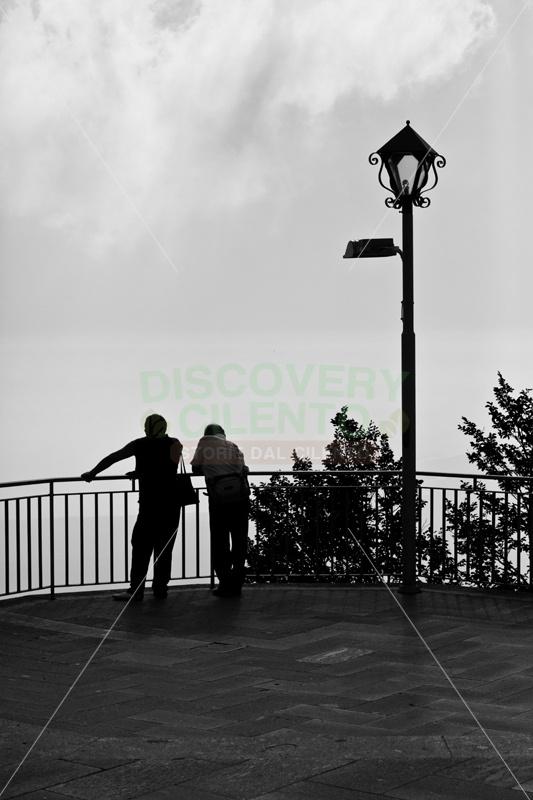 Cilento (Italy) - Vista dall monte Gelbison #cilento