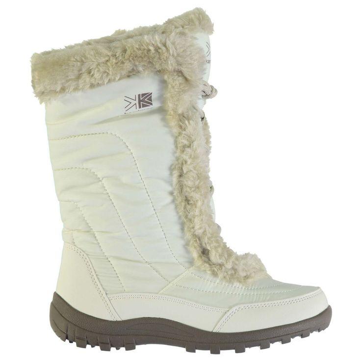 Zimné topánky Karrimor St Anton Snow dám.