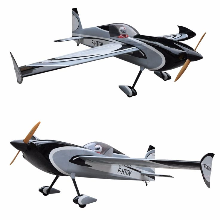 "Slick 78"" 35-50cc 7 Channels Oracover Film Large Scale RC Balsa Wood Model Airplane"