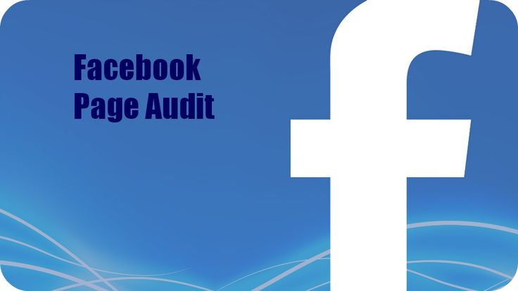 I will do a Facebook Page audit for $5, on fiverr.com.  Check it out!  #facebook #socialmedia