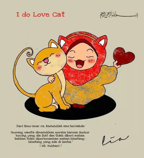I do I do I do love cat