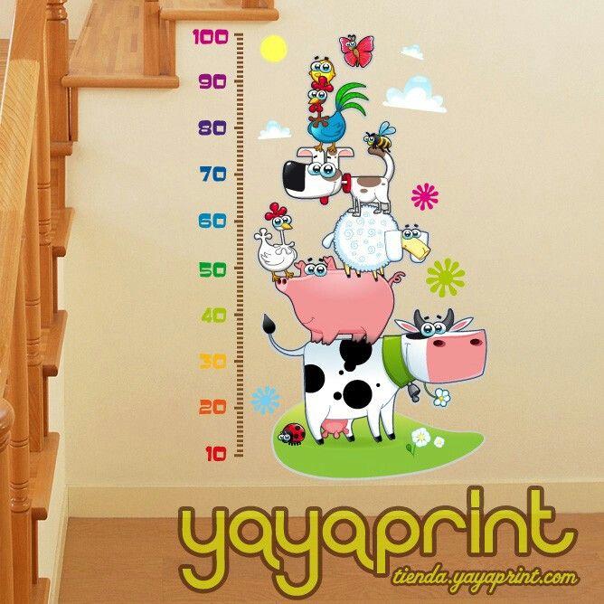 200 mejores im genes de vinilos pared decoraci n yayaprint - Decoracion infantil barcelona ...