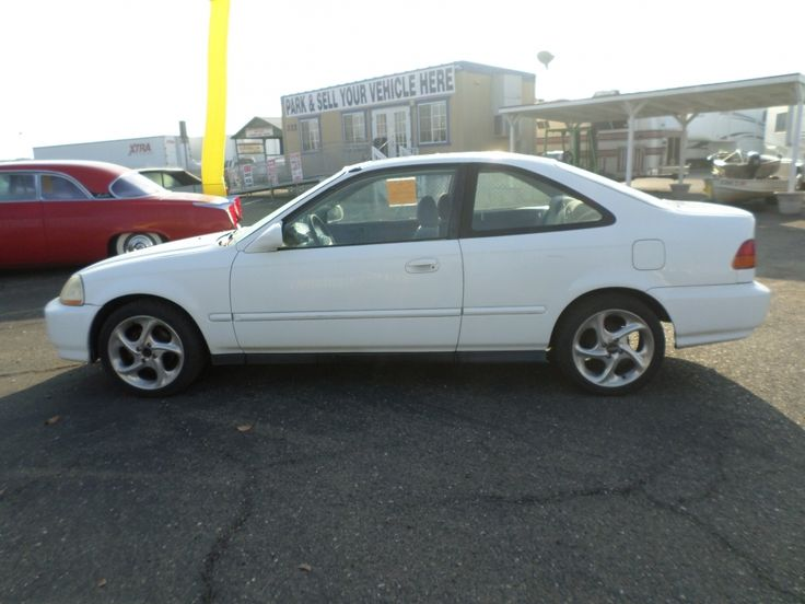 1998 Honda Civic For Sale by Owner