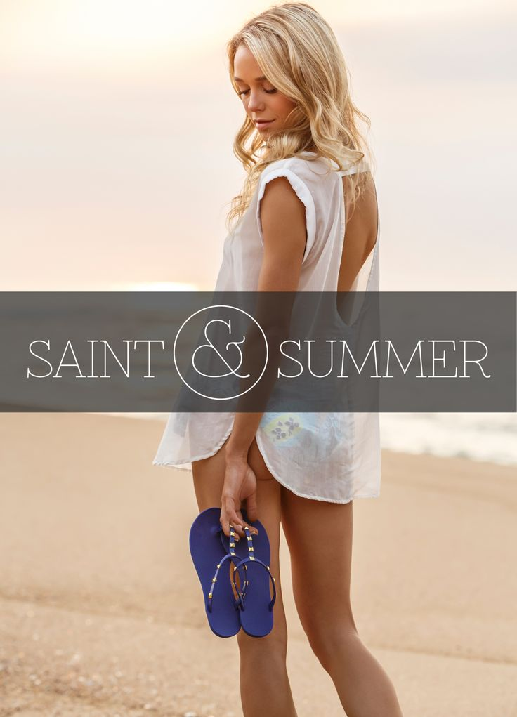 Love these navy sandals www.saintandsummer.co.za