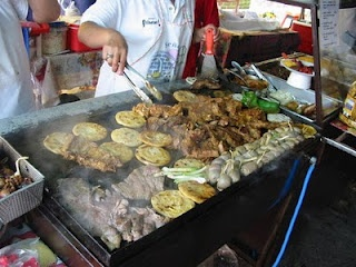 Festival Gastronomico de Juayua, El Salvador