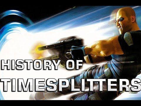 History of TimeSplitters (2000-2005)