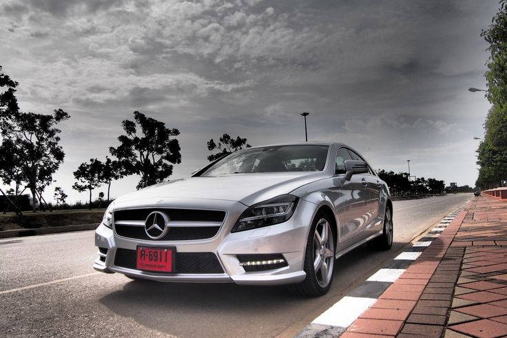Mercedes CLS 250 CDI AMG Dynamic (4 doors coupe)