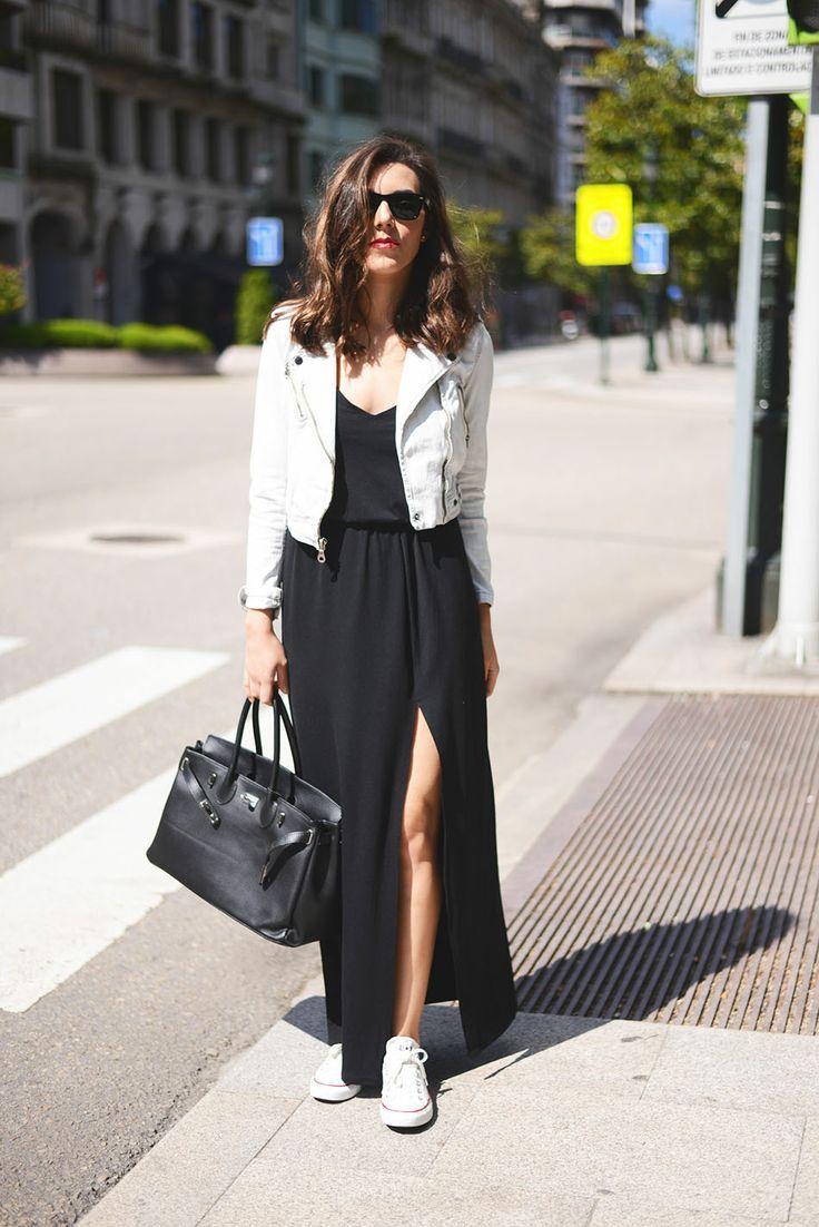 Esses vestidos são um Arazo! Muito sensuais e elegantes ao mesmo tempo. Para o dia é  melhor usar uma segunda peça para manter o equilíbrio...