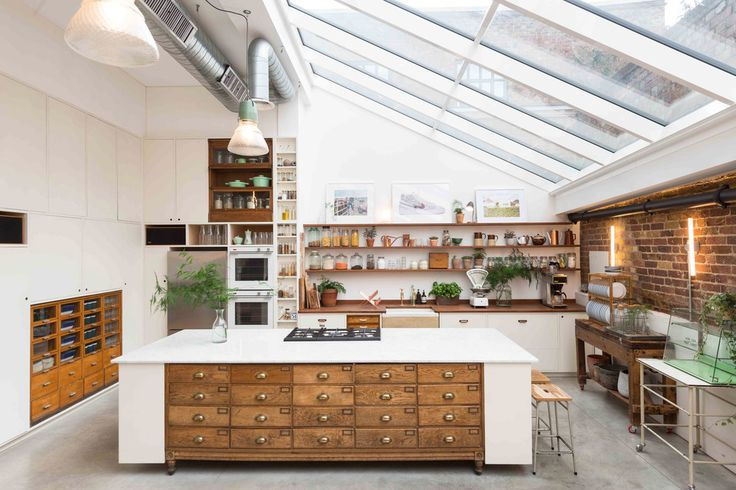 What's not to love in this studio kitchen space - Paper Mill Studios