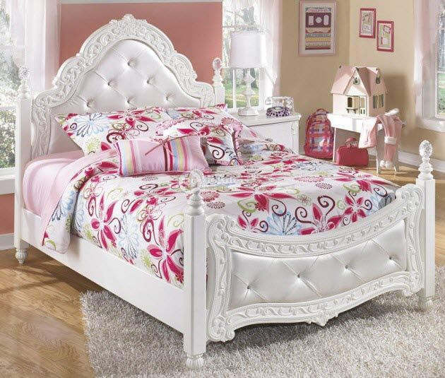 Is your daughter growing up fast and out of her baby #furniture? Read our blog on how to make your little girl feel like a princess in her own space.