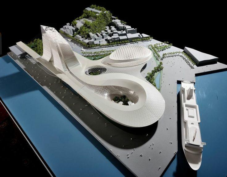 Asymptote Architecture