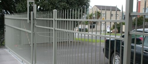 13 best duragates cantilever gate hardware images on for Sliding driveway gate hardware