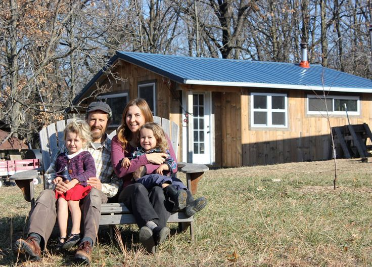 Wonder what living in a tiny house with kids is really like? We live in a 350…