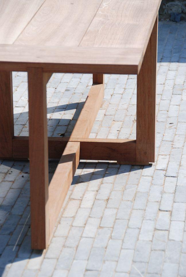 tafel voor buiten in Jatoba by VH